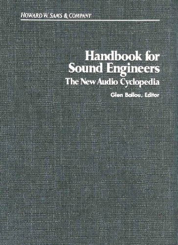 Handbook for Sound Engineers The New Audio Cyclopedia (Handbook For Sound Engineers compare prices)