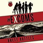 The Excoms Hörbuch von Brett Battles Gesprochen von: Allyson Johnson