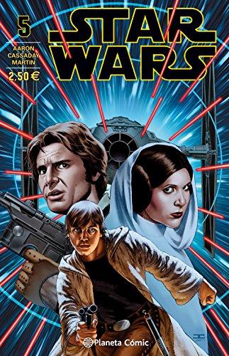 Star Wars 5 (Cómics Marvel Star Wars)