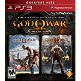 God of war collection: God of war 1 + God of war 2 HD [import anglais]par Sony