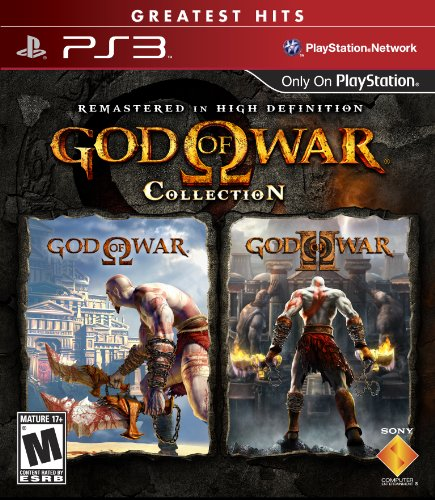 God Of War: Collection - Playstation 3 front-773681