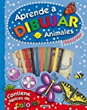 img - for Aprende a dibujar animales  paso a paso! book / textbook / text book