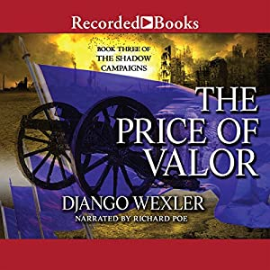 The Price of Valor Audiobook