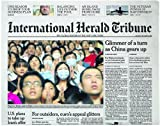 The International Herald Tribune - Asia Edition