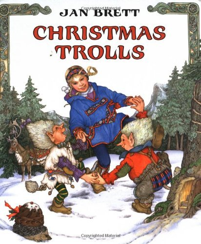 Christmas Trolls by Jan Brett (1993-09-30)