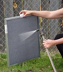 Buy a permanent washable air filter - Image courtesy of http://ecx.images-amazon.com/images/I/61eJPa%2BZr8L._SY300_.jpg