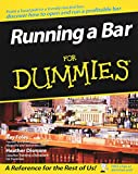 img - for Running a Bar For Dummies book / textbook / text book