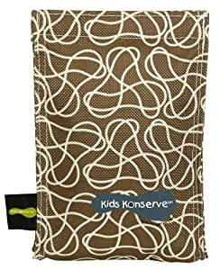 Kids Konserve KK067 Mud Squiggle Sweat-Free Ice Pack