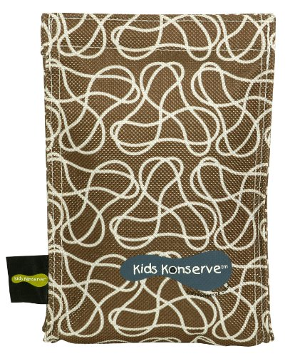 Kids Konserve KK067 Mud Squiggle Sweat-Free Ice Pack - 1