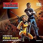 Projekt Saturn (Perry Rhodan 2500) | Frank Borsch