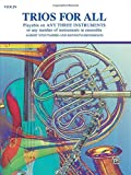 img - for Trios for All: Violin book / textbook / text book