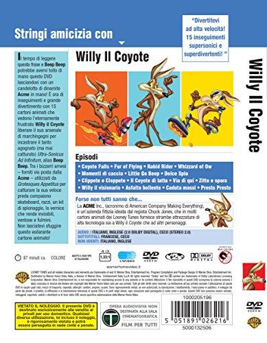 I tuoi amici a cartoni animati willy il coyote