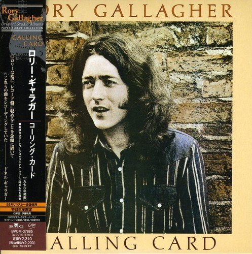 Calling Card by Rory Gallagher (2007-05-10)