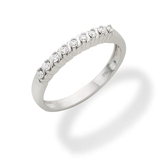 Miore MC201W White Gold Ring