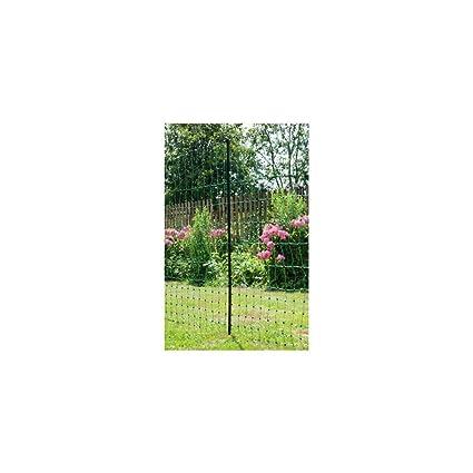kerbl 292218 gefl gelnetz 50 m 112 cm doppelspitze ohne strom gr n da616. Black Bedroom Furniture Sets. Home Design Ideas