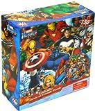 Marvel 3D Lenticular Puzzle, Large, 150-...