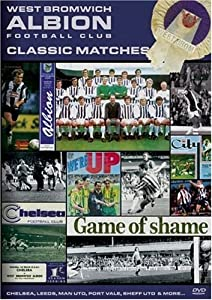 West Bromwich Albion Classic Matches