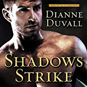 Shadows Strike: Immortal Guardians Series #6 | Dianne Duvall