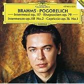 Brahms : Intermezzi, Op.117