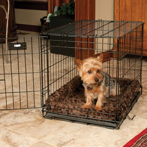 "Snoozzy Cozy Crate Donut Dog Bed Size: Extra Large (51"" L X 33"" W), Color: Natural"