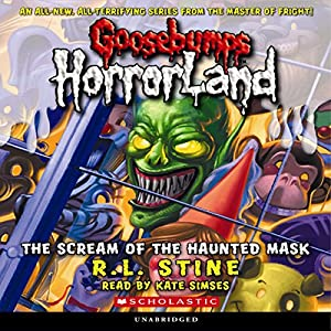Goosebumps HorrorLand #4 Audiobook