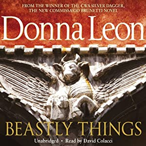 Beastly Things Audiobook
