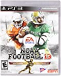 NCAA Football 13 PS3 - Standard Edition