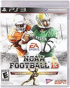 NCAA Football 13 PS3 (version anglaise)