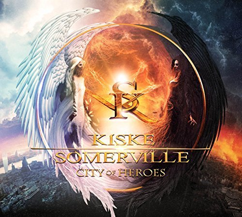 City Of Heroes [CD/DVD Combo][Deluxe Edition] by Michael Kiske, Amanda Somerville (2015-04-21)