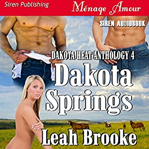 Dakota Springs Audiobook