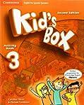 Kid's box for spanish speakers 3: act...