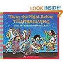 'Twas the Night Before Thanksgiving (Bookshelf)