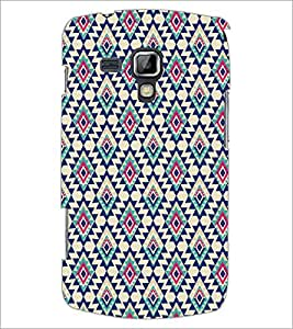 PrintDhaba Pattern D-5201 Back Case Cover for SAMSUNG GALAXY S DUOS 2 S7582 (Multi-Coloured)