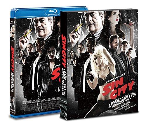 シン・シティ 復讐の女神 コレクターズ・エディション [Blu-ray]