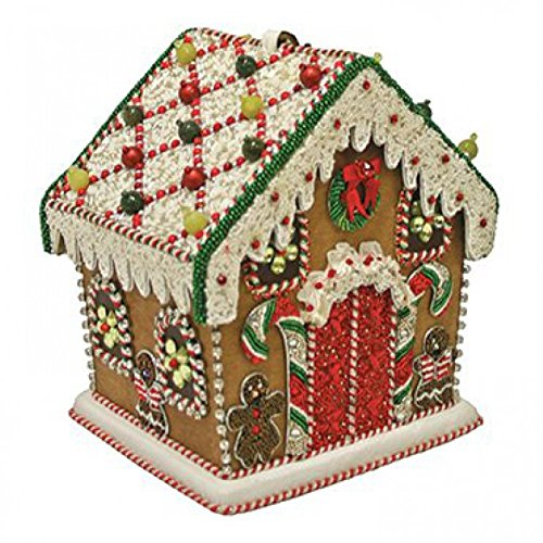 Mary-Frances-Gingerbread-House-Beaded-Jeweled-Christmas-Holiday-Santa-Handbag-Purse