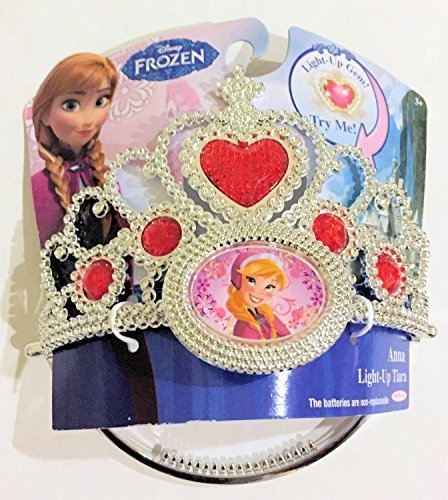 Disney Frozen Anna Light up Tiara - 1