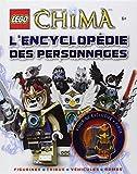 Lego legends of Chima. L'encyclopédie des personnages : Avec une figurine exclusive de Firox