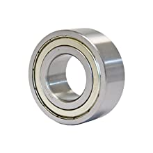 5206ZZ Bearing 30x62x23.8 Angular Contact