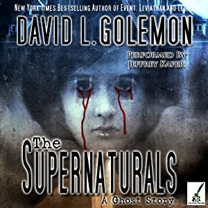 The Supernaturals Audiobook