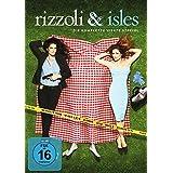 Rizzoli & Isles - Die komplette vierte Staffel 4 DVDs