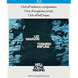 Hell in the Pacific [Blu-ray]