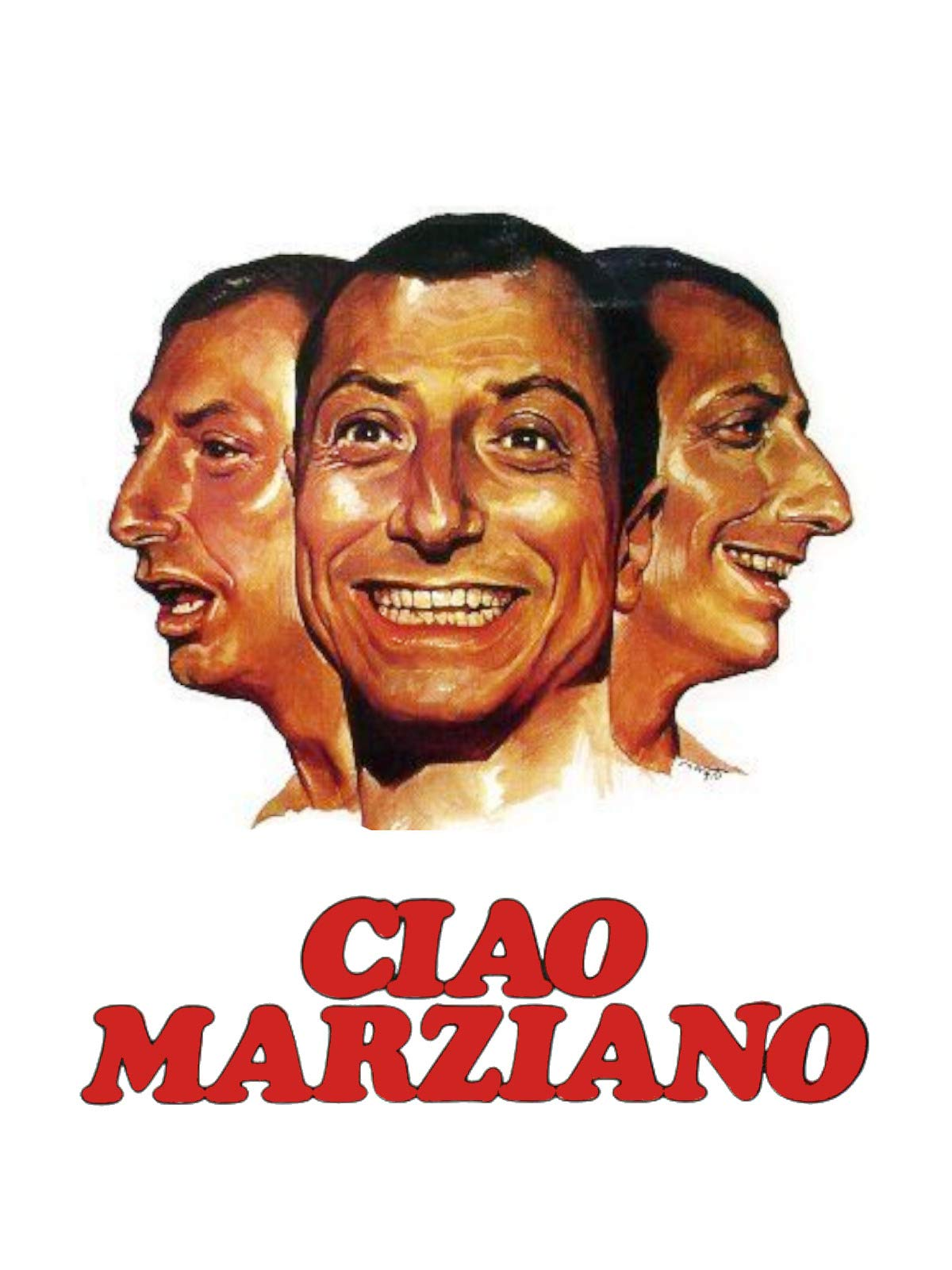 Ciao Marziano on Amazon Prime Instant Video UK