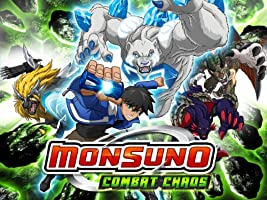 Monsuno Season 2 (Combat Chaos)