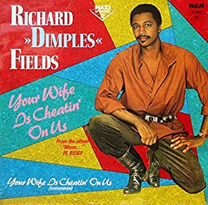 Richard Dimples Fields Ready For Anything