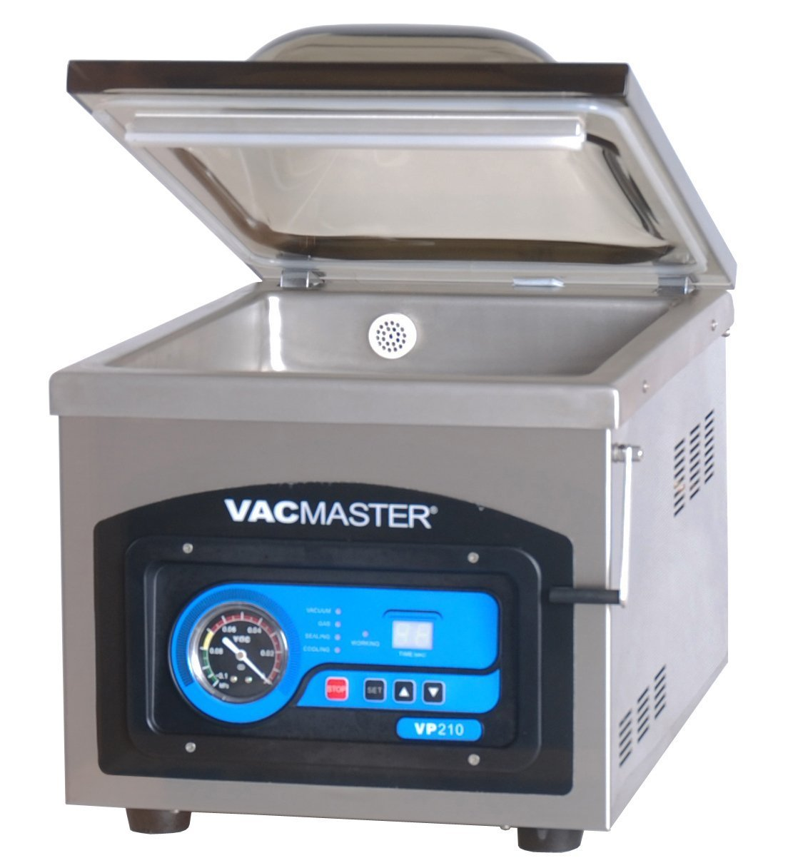 VacMaster VP210 – Best Chamber Vacuum Sealer Review