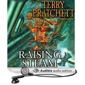 Raising Steam (Unabridged)