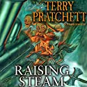 Raising Steam Audiobook by Terry Pratchett Narrated by Stephen Briggs