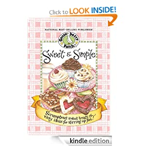 Sweet & Simple Cookbook: Scrumptious sweet treats & easy ideas for stirring up fun! (Everyday Cookbook Collection)