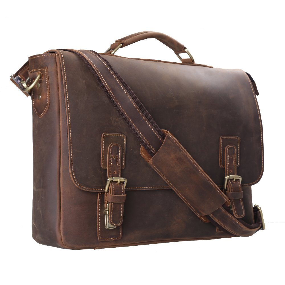 Top 10 Best Laptop Netbook Messenger Bags For Men 2016