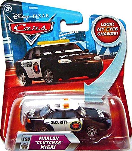 "Disney/Pixar Cars Lenticular Eyes Series 2 Marlon ""Clutches"" McKay 1:55 Scale"